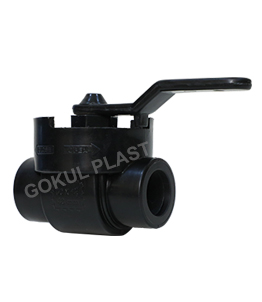 Irrigation Solid Ball Valves